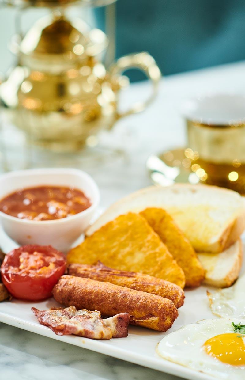 trademark english breakfast for home display