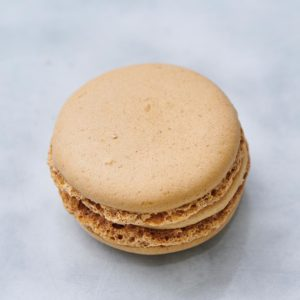 salted caramel macaron for macaron options