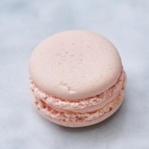 strawberry macaron for macaron options