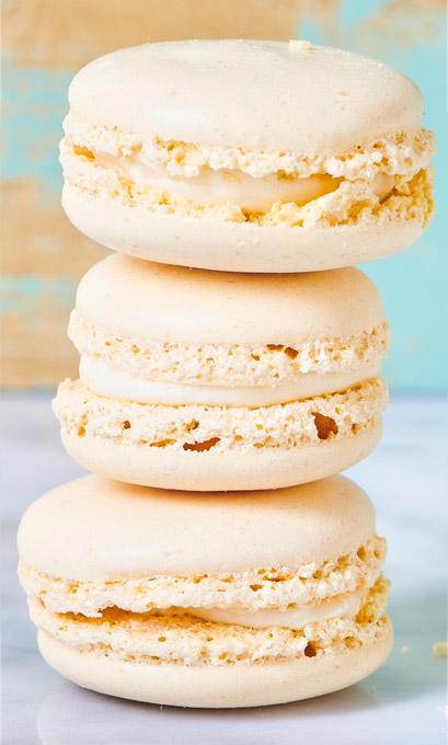 lighter macarons display for home